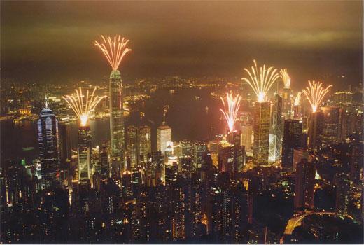 fireworks from... - kitho01