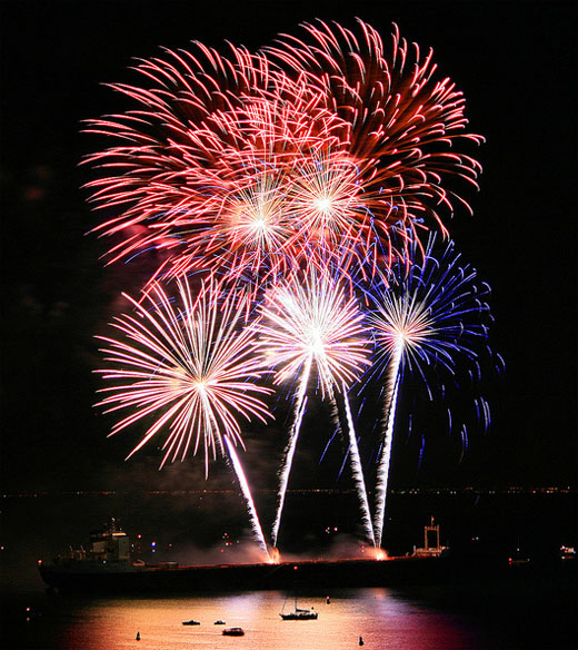 Canada Day 2010 Fireworks