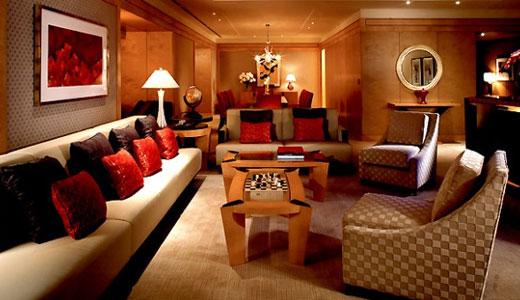 Presidential Suite, Ritz-Carlton
