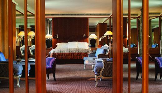 Royal Armleder Suite, Le Richemond