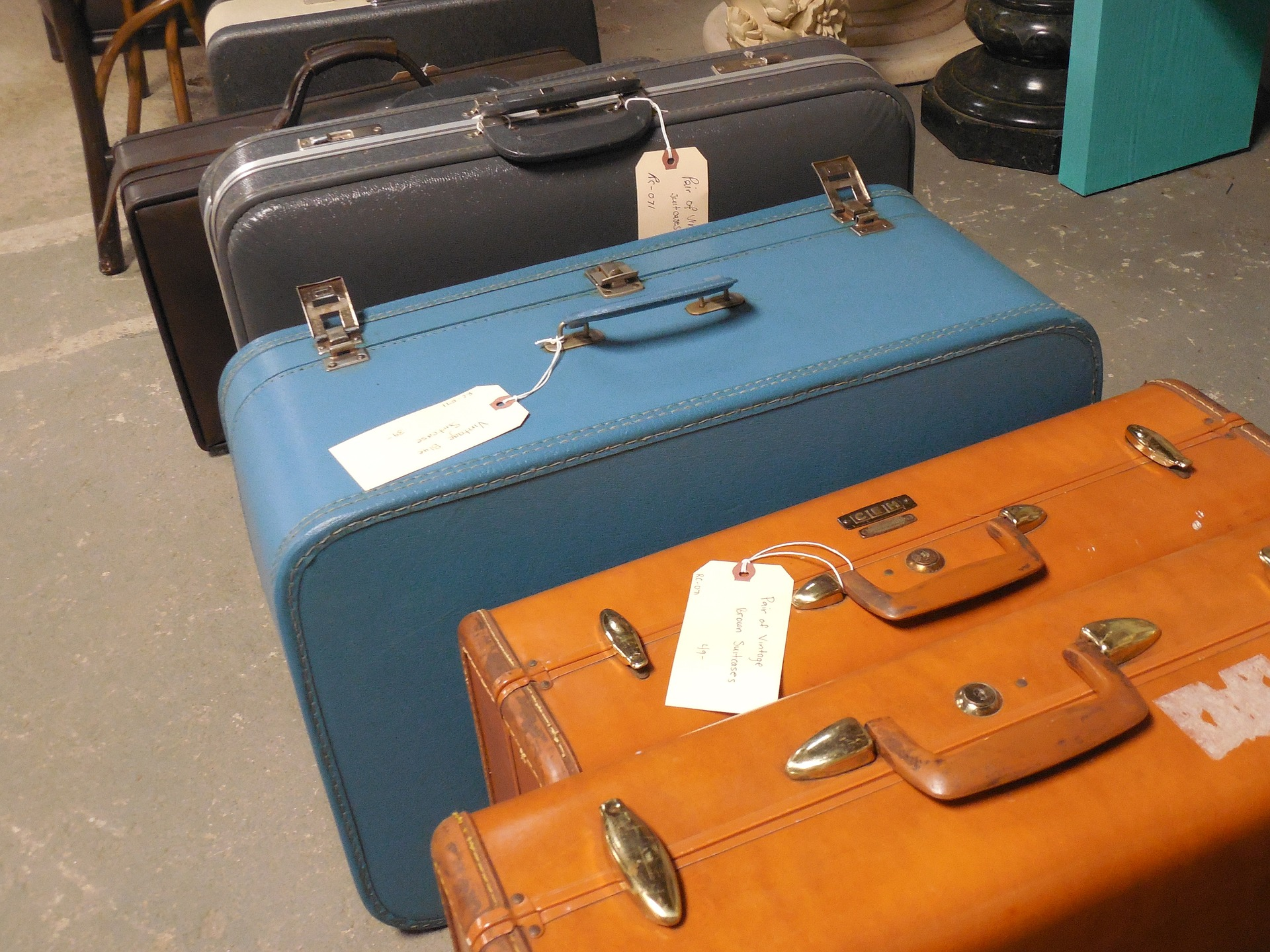 Basic Travel Packing List For Any Trip