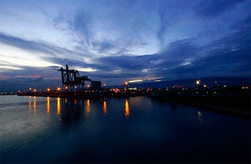 Cebu wharf