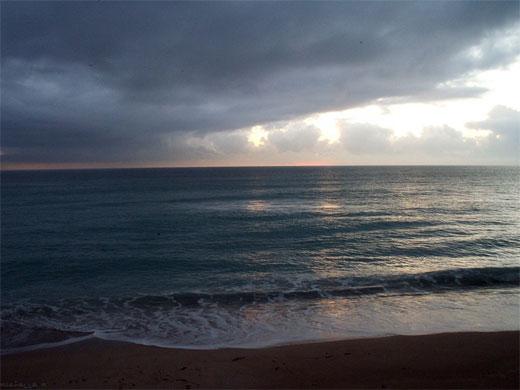 January Ocean