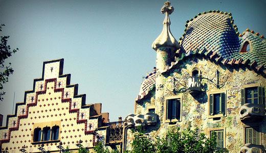 Barcelona - Casa Batllo 2