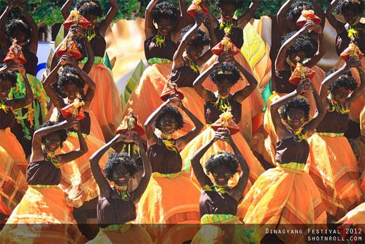 Dinagyang Festival 2012
