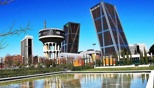 01 Plaza Castilla Depósito Canal YII y Torres KIO 17102