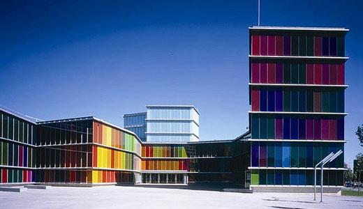 MUSAC - Museo de arte contemporáneo de Castilla y León