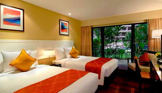 Double Tree Resort by Hilton Bedroom