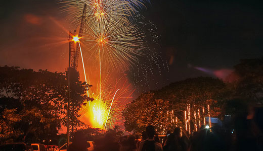 Grand Fireworks