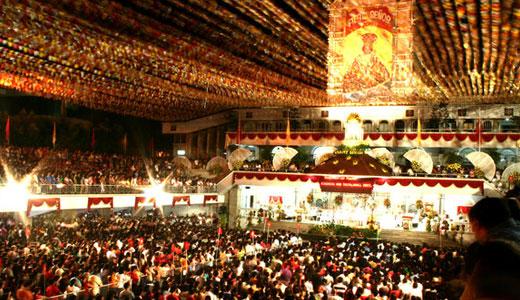 Masses in Honor of Senior Santo Nino