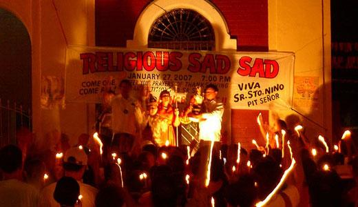 Religious Sadsad