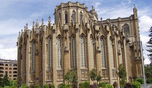 Catedral de María Inmaculada (Catedral Nueva), Vitoria
