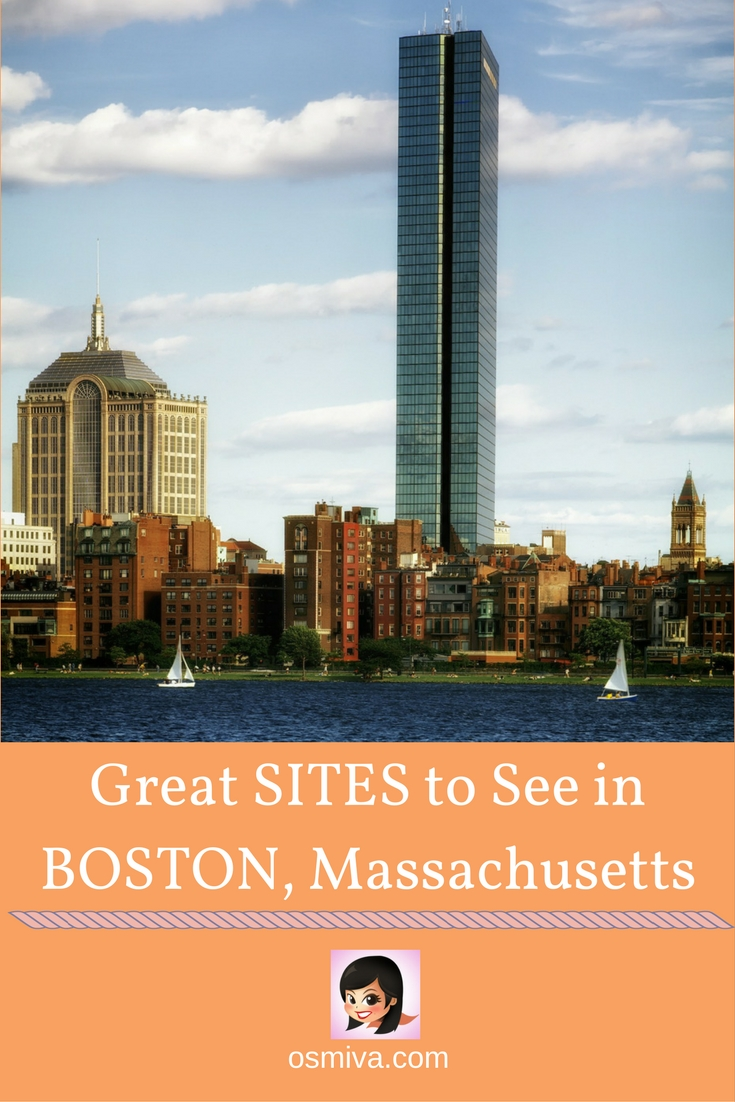Great Sites to See in Boston, Massachusetts