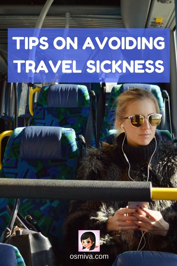 Avoid Travel Sickness Sufferers