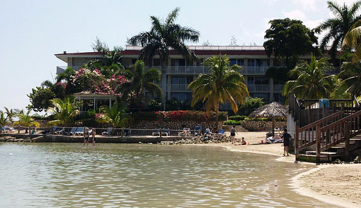 Holiday Inn SunSpree Montego Bay Jamaica