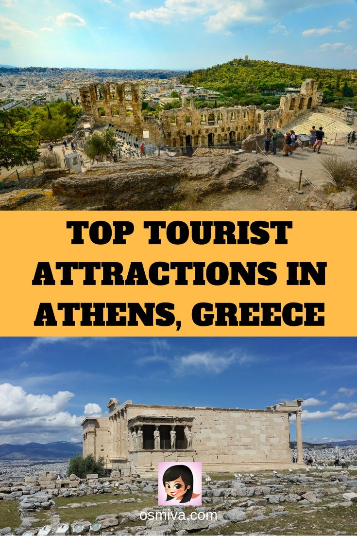 Places to Visit in Athens. List of Top Tourist Attractions in Athens, Greece that you should include in your next trip to Greece. #athensgreece #touristattractions #athensattractions #placestovisitinathens #greece #travelguide #osmiva