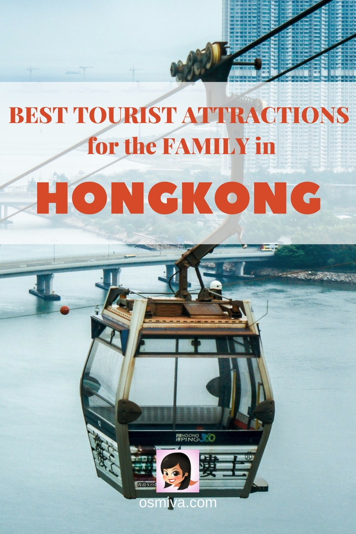 Best Tourist Attractions for the Family in Hongkong