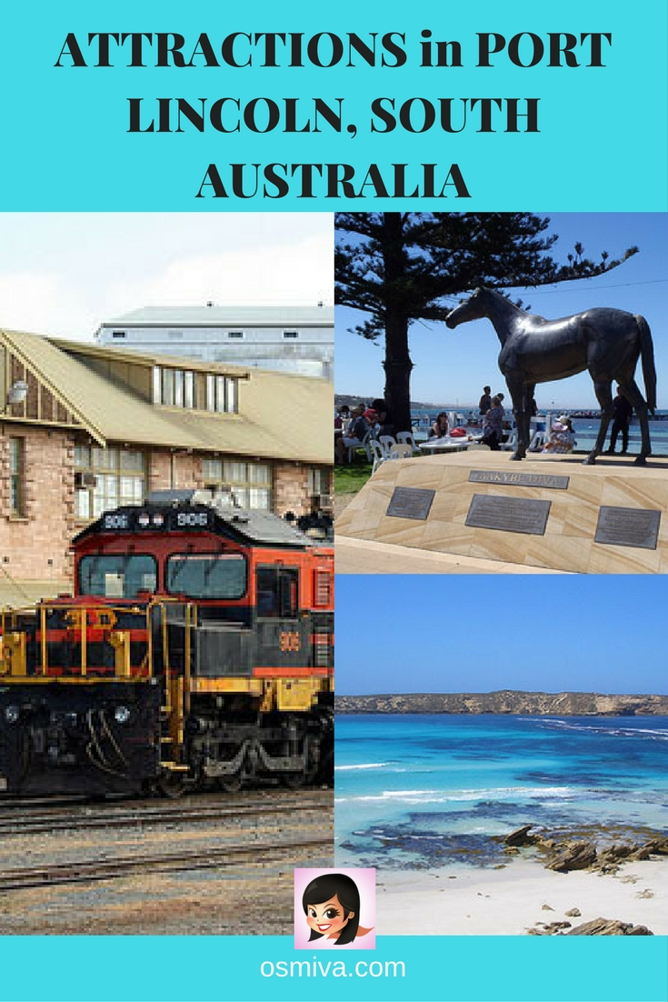 Attractions In Port Lincoln South Australia Osmiva