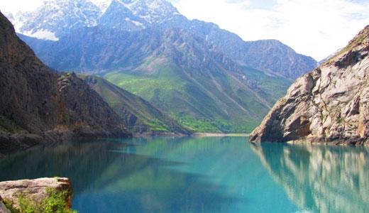 Tajikistan Central Asia Tourist Attractions Osmiva