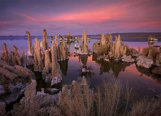Mono Lake, Twilight