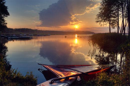 Nieslysz Lake