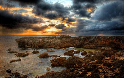 Sunset Beach. Oahu