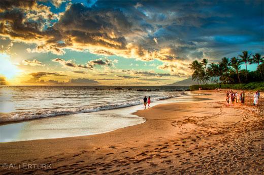 Hawaii gathering