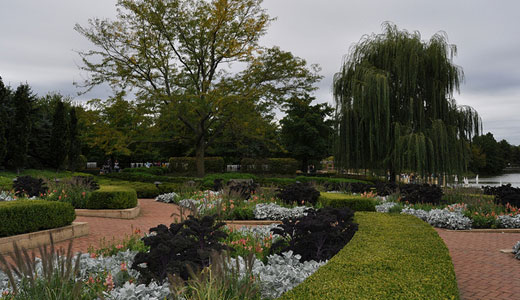 Chicago Botanical Garden