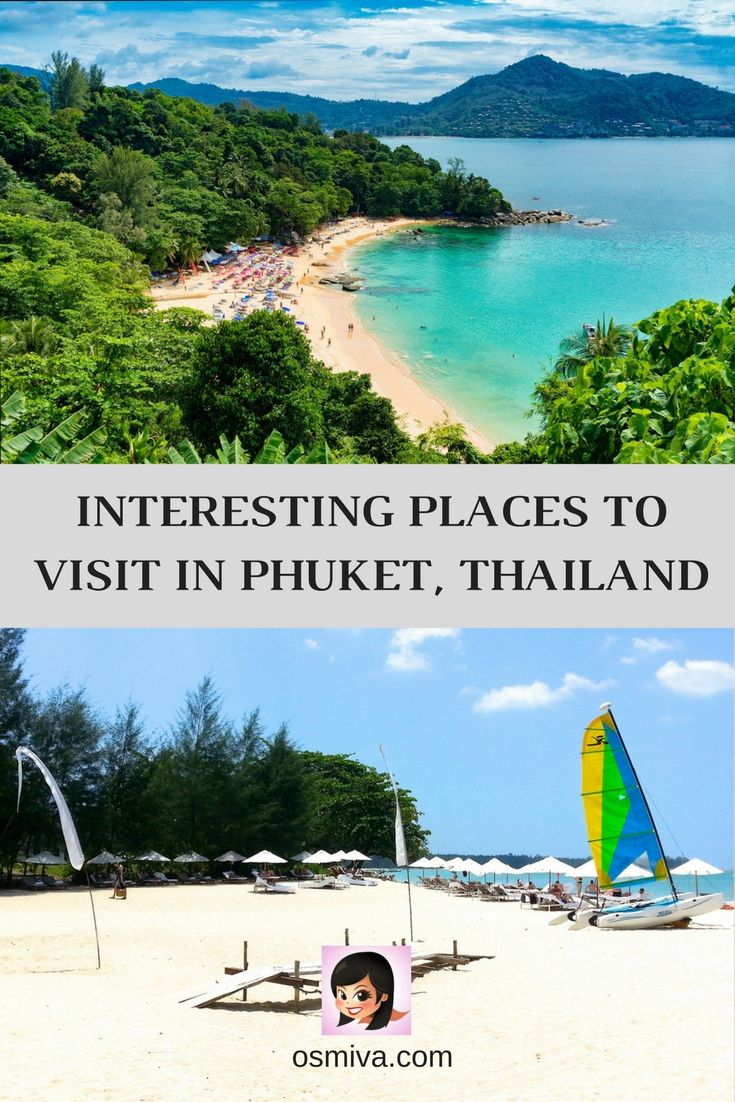 Places to Visit in Phuket, Thailand