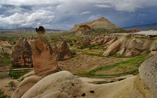 Cappadocia: the Landscape