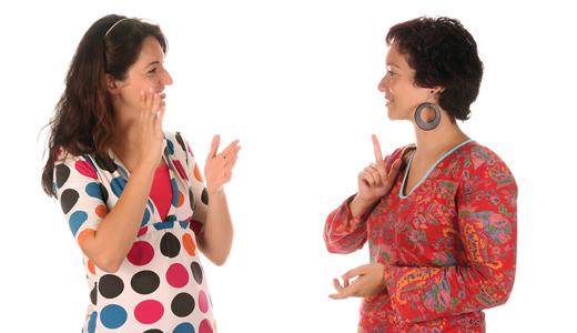 Use gestures