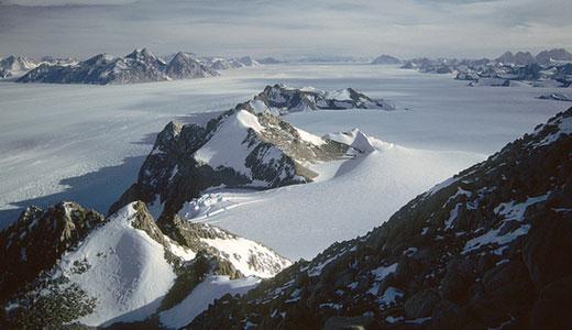 Transantarctic Mountain