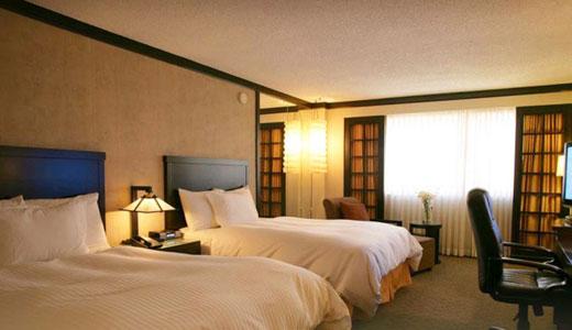 Miyako Hotel Interior