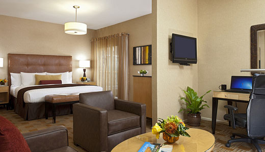 Elan Hotel Interior