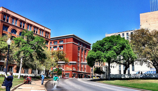 Dealey Plaza National Historic Landmark District