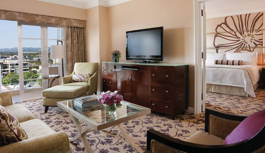 Four Seasons Hotel Interior