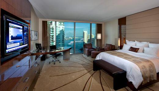 JW Marriott Marquis Miami Interior