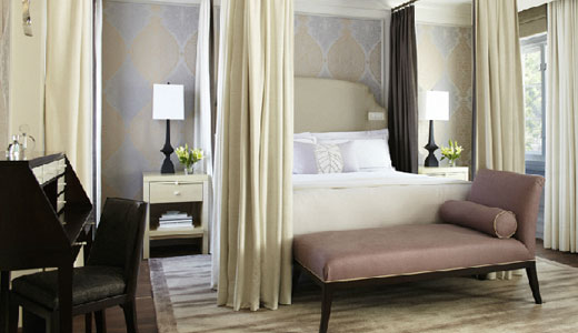 Hotel Bel-Air Interior