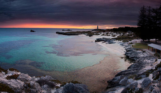 The Basin at Rottnest Island
