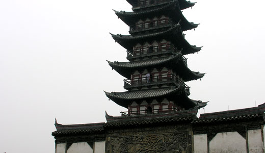 Xingshengjiao Temple Pagoda