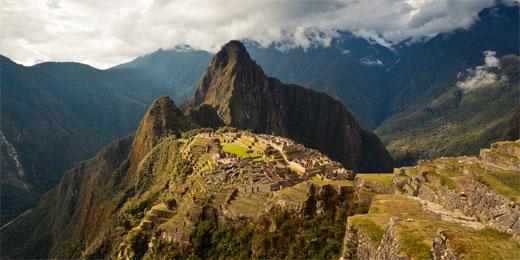 Magestic Machu Picchu