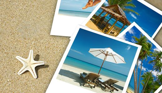 Choose a beach destination