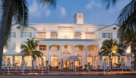 The Betsy Hotel, South Beach