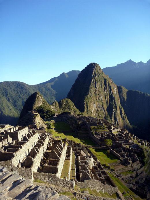 Enchanting Machu Picchu