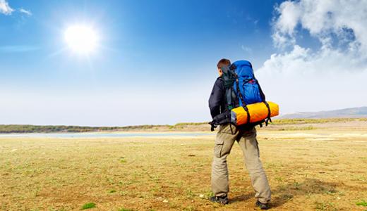Conseils pour des voyages en montagne en toute sécurité: obtenez des mises à jour météorologiques