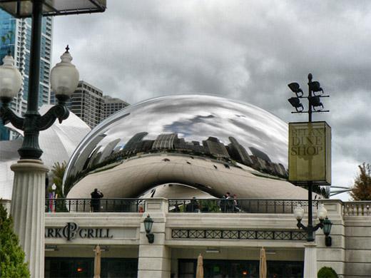Chicago Millenium Park 1