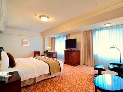 Imperial Hotel Interior