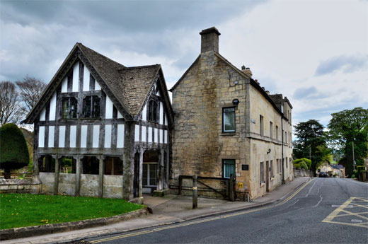 The Queen of the Cotswolds