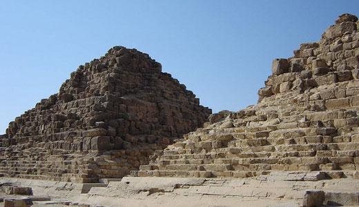 Queen's Pyramids