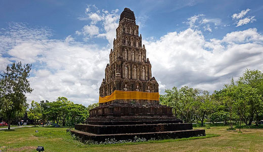 The Chedi of Cham Thewi